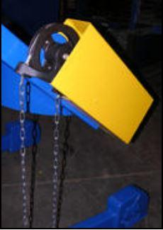 Hand Crank Option For Drum Carrier