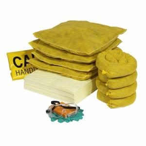 HazMat 30 Gallon React Pack Spill Kit - Refill