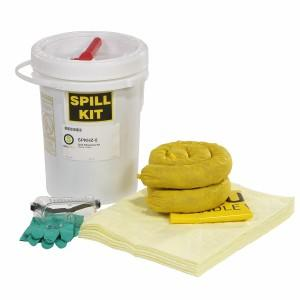 HazMat 5 Gallon React Pack Spill Kit