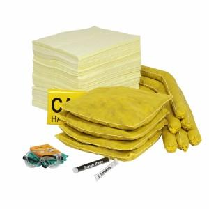 HazMat 50 Gallon Transportable Drum Overpack Spill Kit - Refill