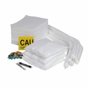 Oil-Only 50 Gallon Transportable Drum Overpack Spill Kit - Refill - 1
