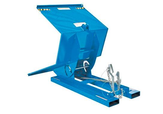 Open Sided Hopper Light Duty - 2