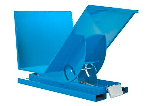 Open Sided Hopper Light Duty