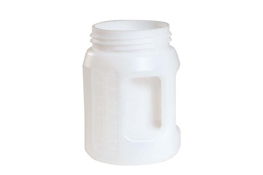 Poly Dispensing Bottle - 2 Liter