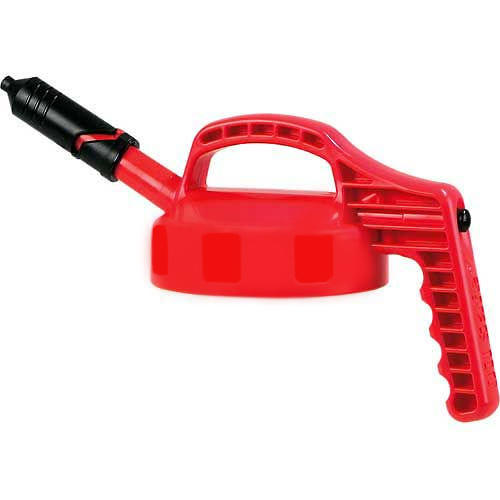 Red Mini Spout Lid for Dispensing Bottle
