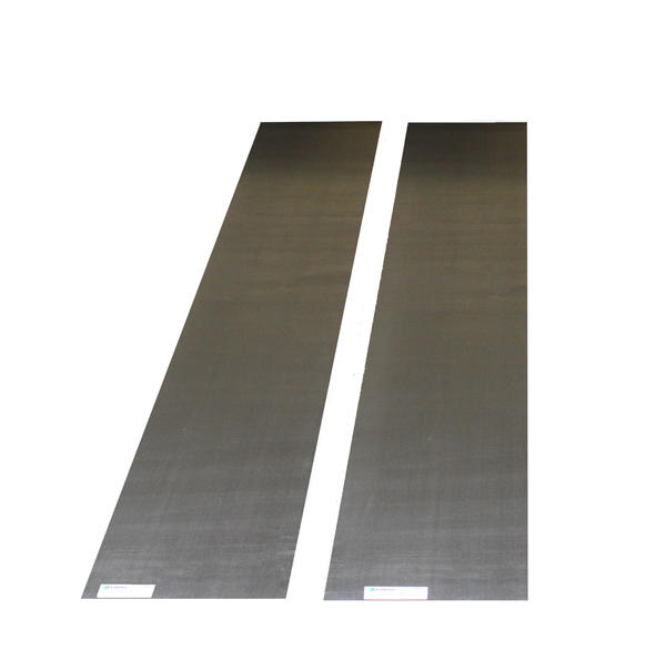 TracMat For 85 ft. L Berms (2, 3 ft.x 85 ft.)