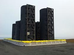 17 ft.x 53 ft.x 3 ft. - Stinger PolyBerm Containment System