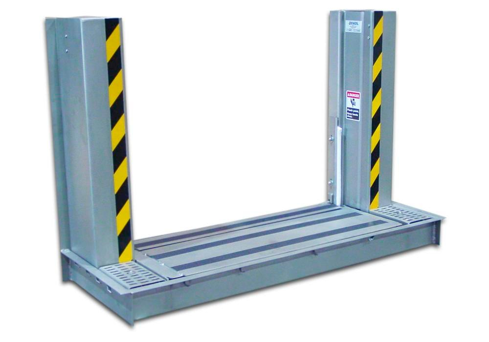 Automatic Doorway Spill Barrier 16' x 18""