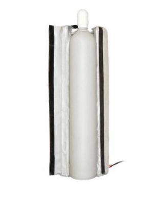 Cylinder Heater - Full Cover - Ordinary Area - 120V - 4