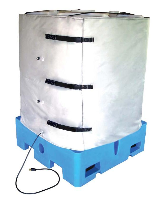 Heater for IBC Tote - Full Cover - 120V - 48 in. high - 2