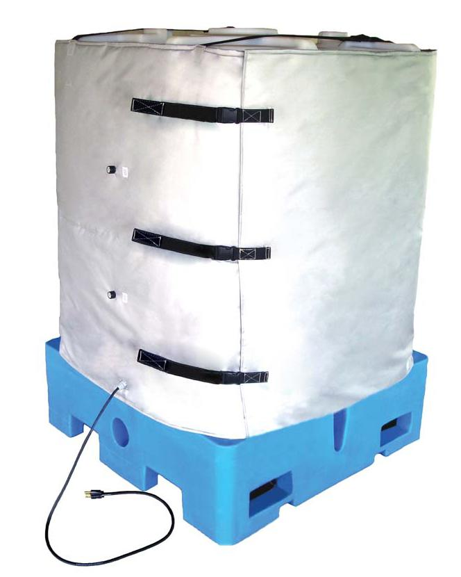 Heater for IBC Tote - Full Cover - 240V - 42 in. high - 2