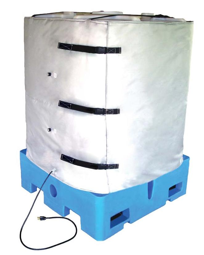 Heater for IBC Tote - Full Cover - 240V - 48 in. high - 2