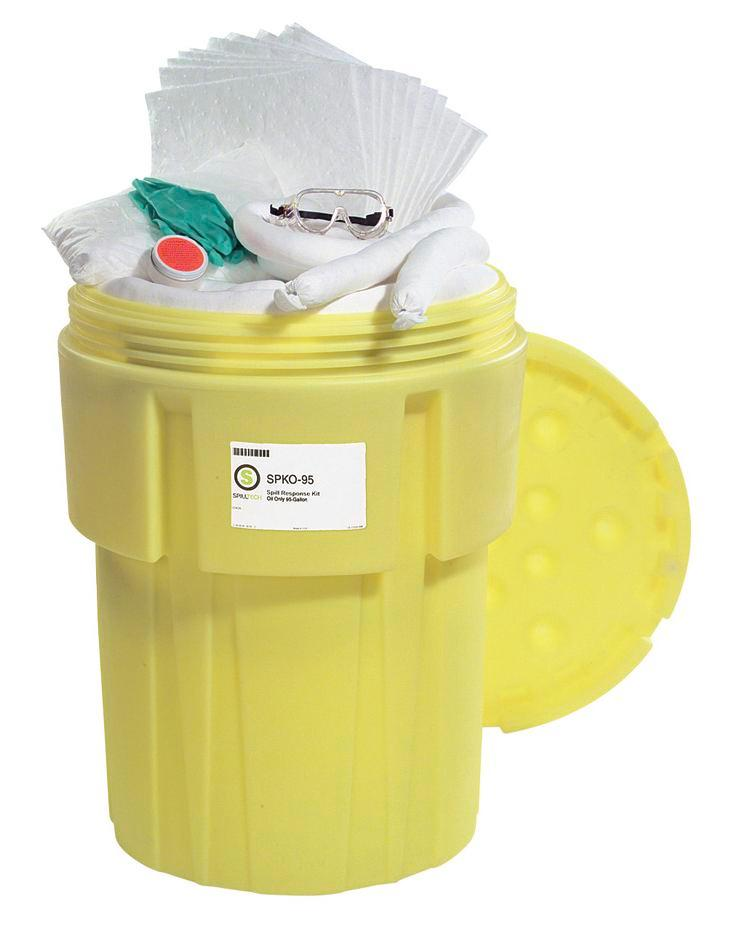 Jardini In A 75 Gallon: 95 Gallon Drum Overpack & Spill Kit For Larger