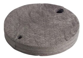 "Universal Drum Top Pads - 22"" diameter - for 55-gallon Drums - 2"" Bung Opening - GTOP-w280px"