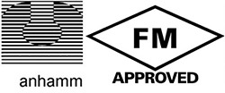 "FM Approved Anhamm Automatic Doorway Spill Barrier 6' x 23""_certificate - 1"