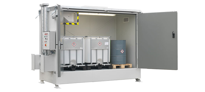 Cooling Chambers and Rooms